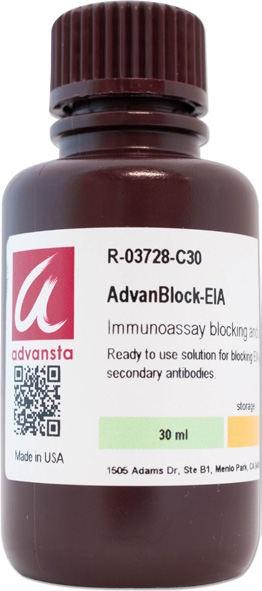 AdvanBlock-EIA blocking solution