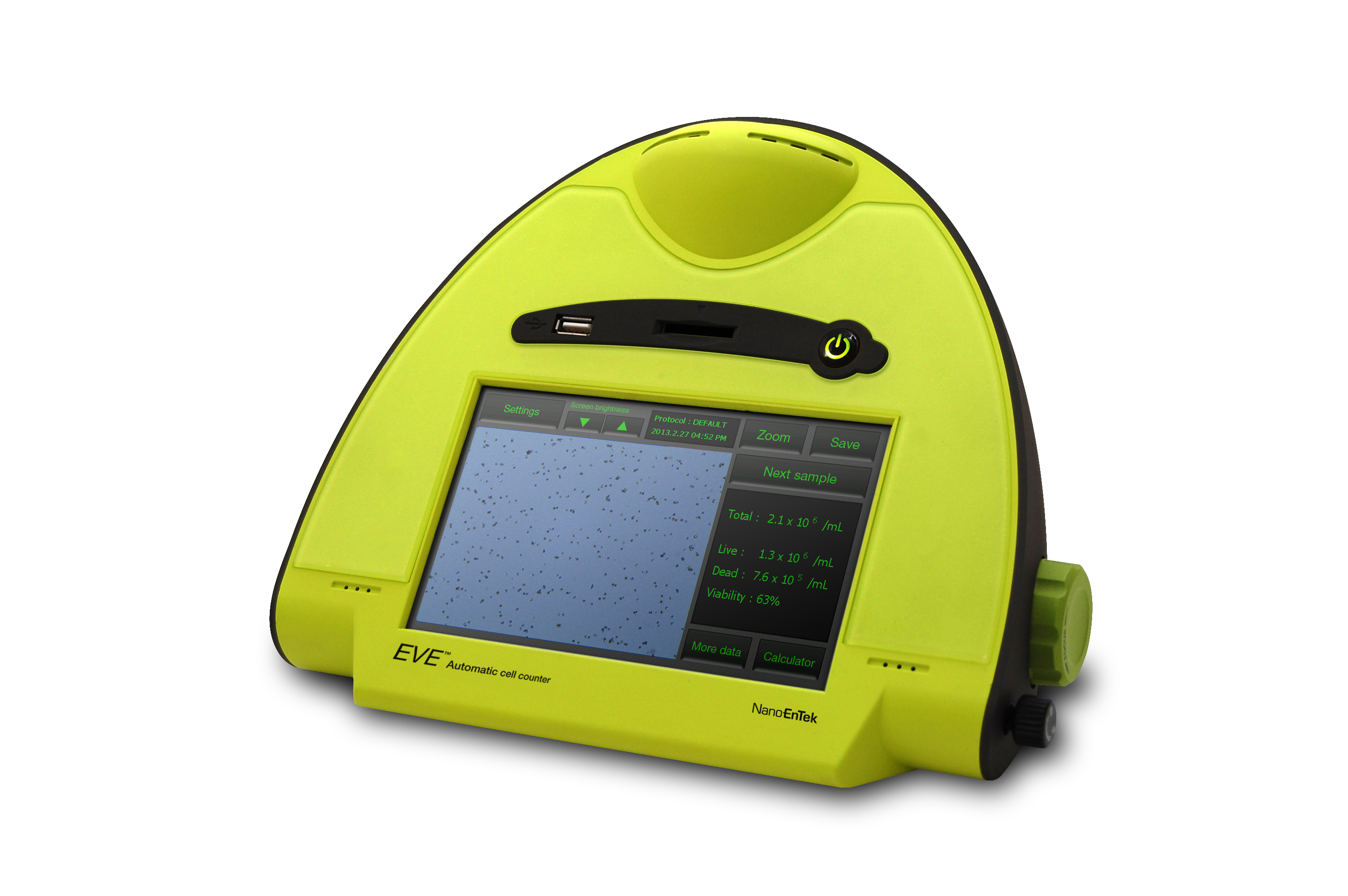 EVE™ Automatic Cell Counter – Witec AG