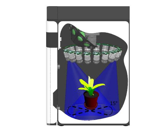 Newton BIO plant imaging system