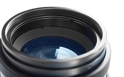 Fusion - custom made lens