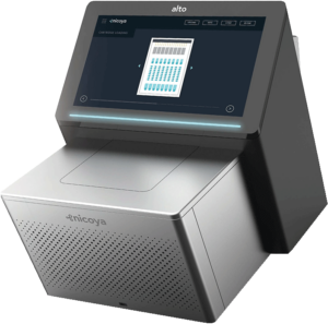 ALTO - digital high‑throughput benchtop SPR system