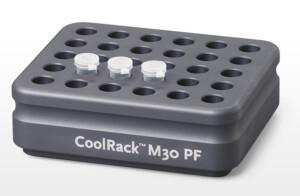 CoolRack M30-PF microfuge tube module