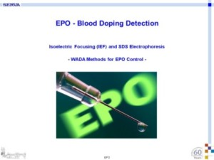 EPO Doping IEF Kit