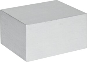 Labnet Solid block for machining (no holes)