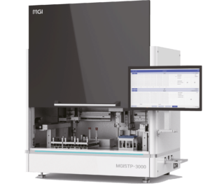MGISTP-3000 Automated Sample Transfer Processing System