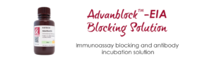 Blocking solution for ELISAs and immunoassay plates