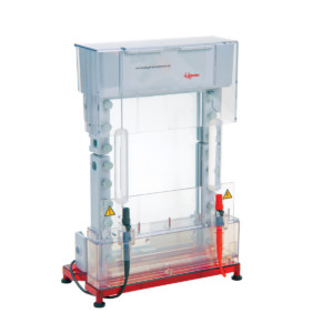 SE410 Tall Air-Cooled Vertical Protein Electrophoresis Unit